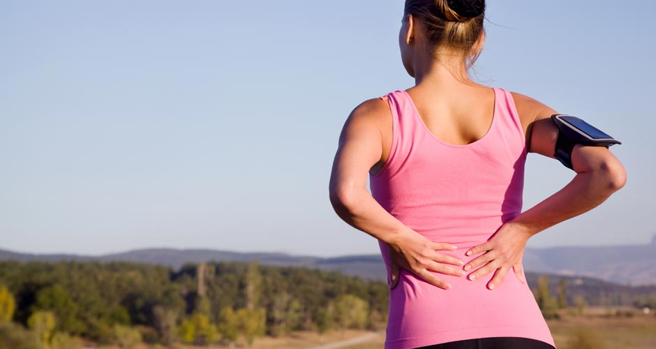 Backs & Beyond Runners Lower Back Pain