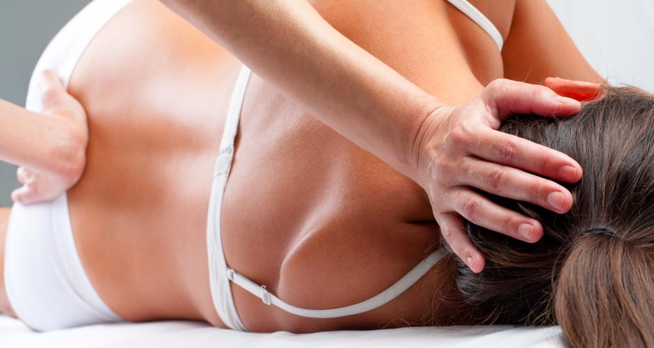 Backs & Beyond Osteopathy for Work